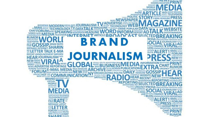 Brand Journalism to Brand Newsrooms
