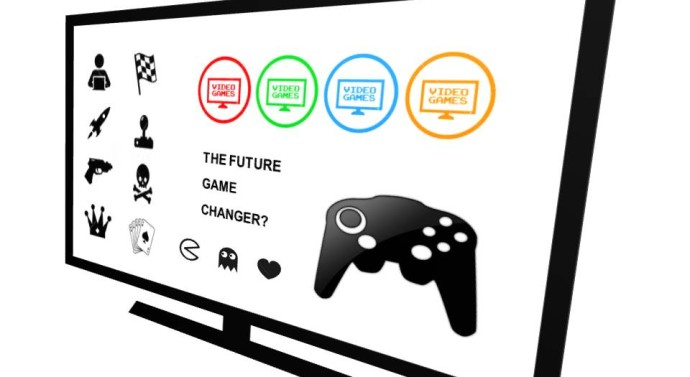 Games on Smart TV – the future game changer?