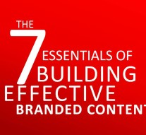 The 7 Essentials Of Building Effective Branded Content